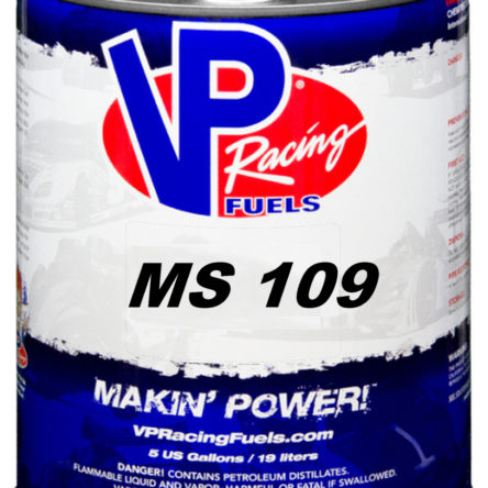 VP Race Fuel : MS109